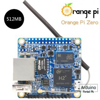 Orange Pi Zero H2 512MB