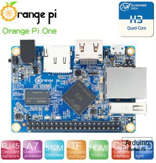 Orange Pi One H3 512MB