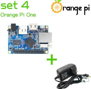 Orange Pi One + Питание