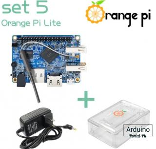 Orange Pi Lite  + Питание + Бокс