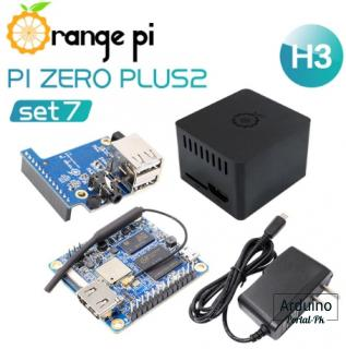 Orange Pi Zero Plus 2 H3. Комплект