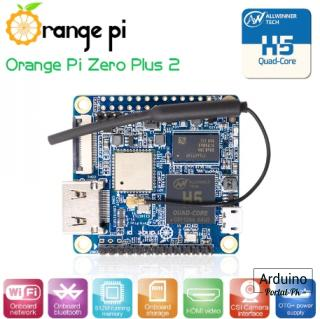 Orange Pi Zero Plus2 H5 Quad-core Wifi Bluetooth