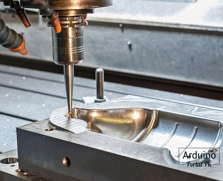 Фрезерная обработка деталей на станках чпу