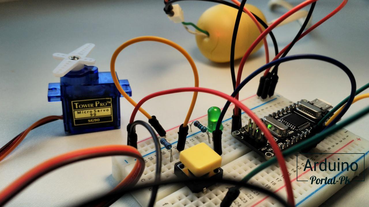 Arduino сделать своими руками 103