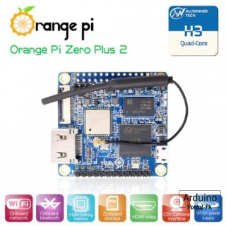 Orange Pi Zero Plus2 H3 Quad-core WIfi Bluetooth