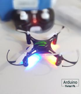 Квадрокоптер Eachine H8 Mini.
